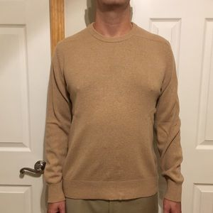 Banana Republic Men's Crewneck Wool Sweater